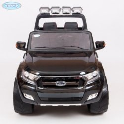 Электромобиль Ford Ranger F650 4WD (полный привод, 2х местный, резина, пульт, музыка)